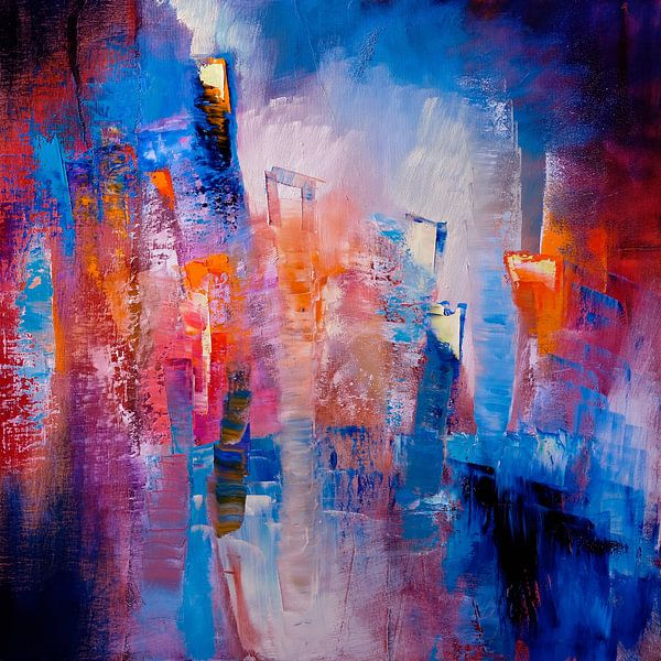 Farbenfreude von Annette Schmucker