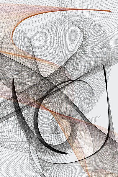 Geometria #CXLV von Dietmar Meinhardt
