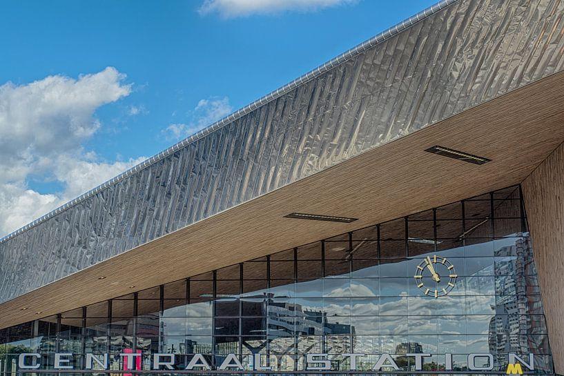 Rotterdam Centraal van Peter Moerman