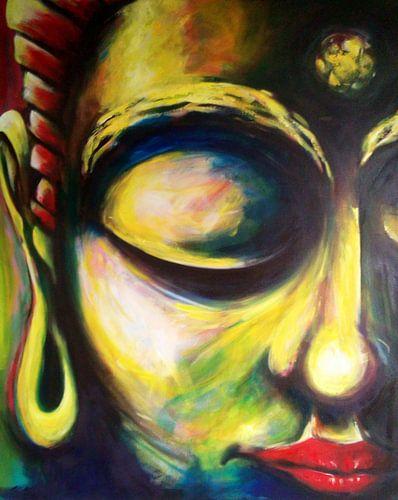 Buddha by Michael Ladenthin