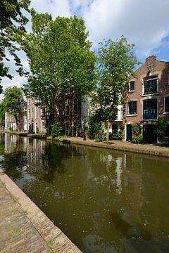 Twijnstraat aan de Werf aan de Oudegracht in Utrecht sur In Utrecht