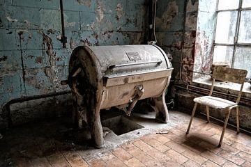 wasmaschine van Peet de Mos
