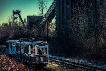 Oldtimer Straßenbahn von Johnny Flash