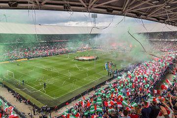 Feyenoord - Heracles van Willem Vernes