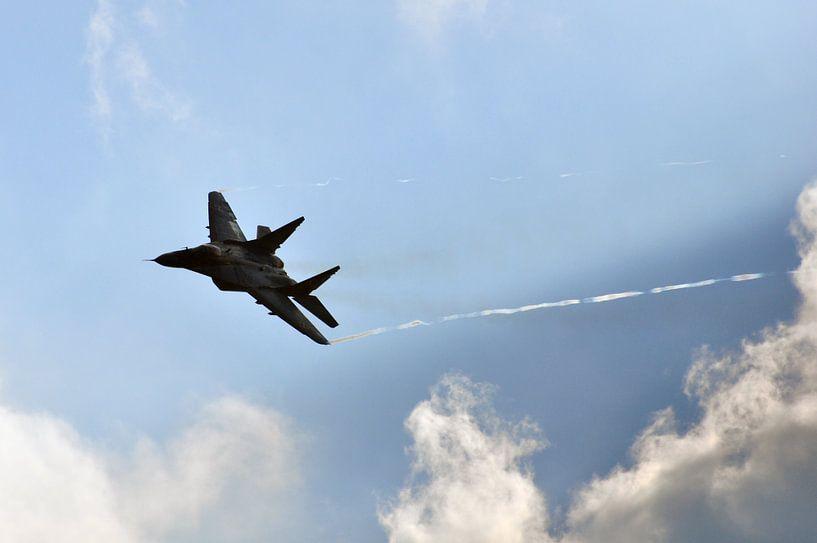 MiG-29 van Rogier Vermeulen