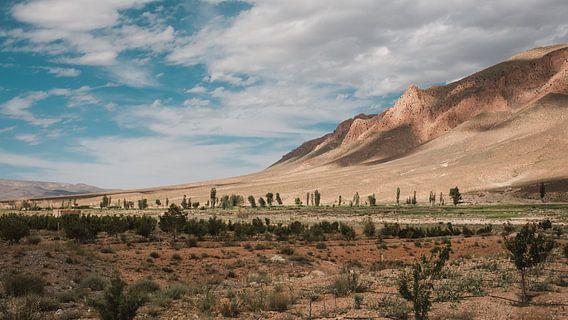 Marokko landschap 3