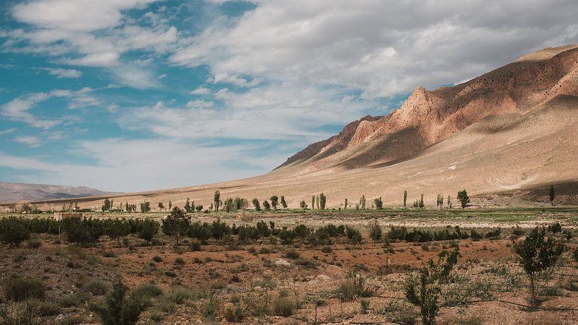 Marokko landschap 3 sur Andy Troy