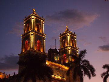 Kirche in Valladolid von Patrick Hundt