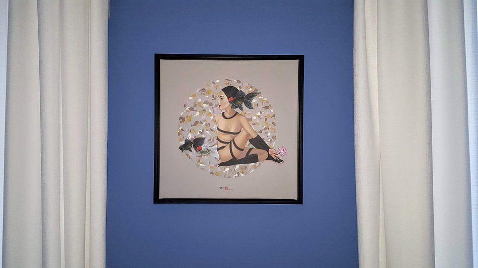 Kundenfoto: Fish Godess von Waterside Studio
