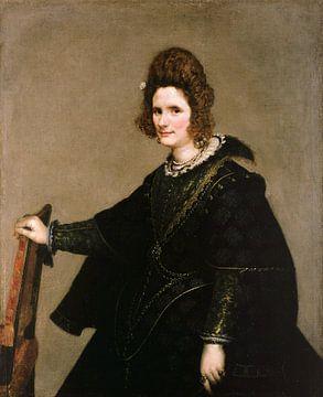Portrait de femme, Diego Velázquez - vers 1630 sur