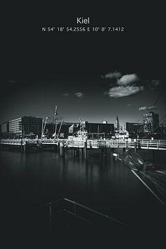 Kiel BW Drama van Timo Brodtmann Fotografie