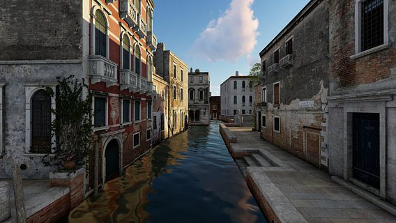 venice later on the day