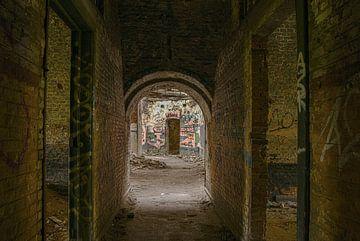 Passage zur Passage von Ans Bastiaanssen