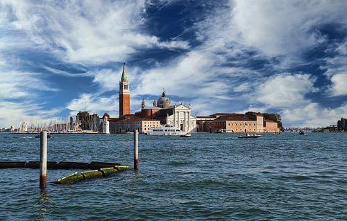 San Giorgio Maggiore eiland in Venetië