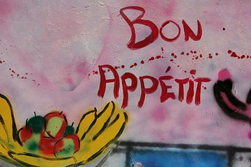 Bon Appetit 2 van Toekie -Art