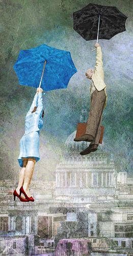 Familie Poppins op reis van