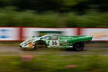 Porsche 917 racing van Niko Bloemendal