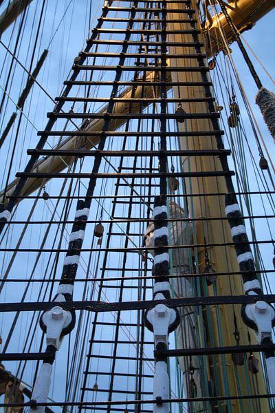 Tall Ships Races Harlingen 2014 van Jetty Boterhoek