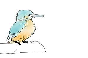 IJsvogel van MishMash van Heukelom