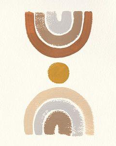 Desert Rainbows I, Moira Hershey