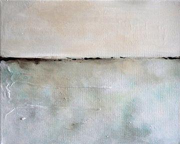 Winter Horizont von Maria Kitano