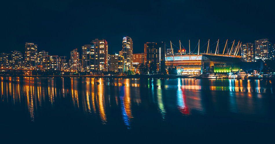 Skyline Vancouver van Joris Pannemans - Loris Photography