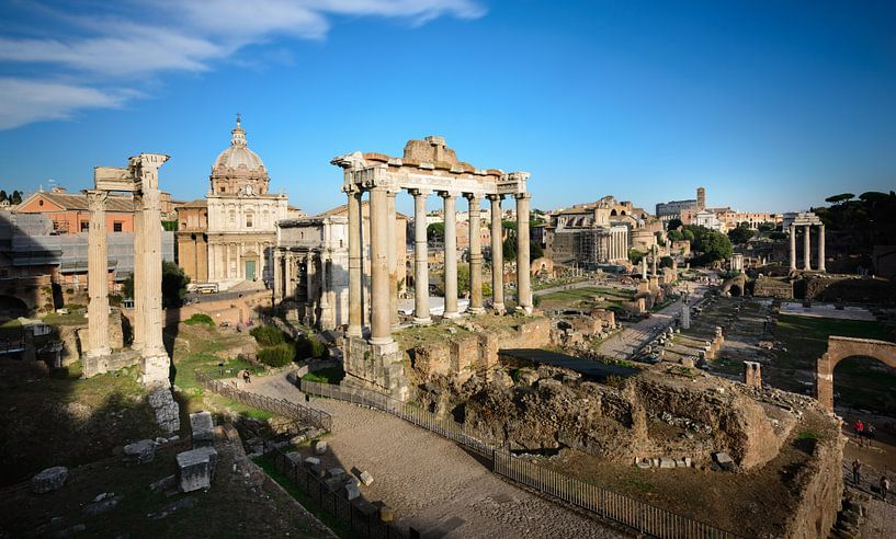 Forum Romanum sur Sjoerd Mouissie