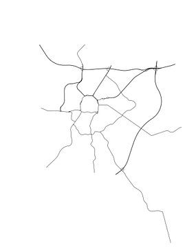Aachen von Drawn by Johan
