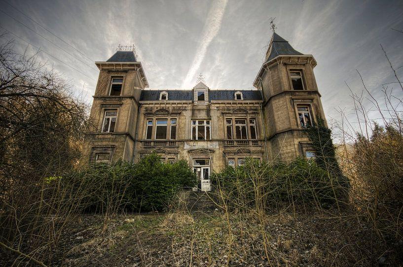 Urbex - Villa d Ah sur Angelique Brunas