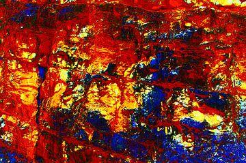 Rocks on Fire van De Rover