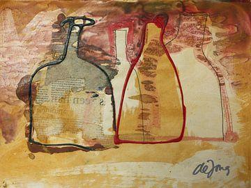 Gouden Flessen von Leo de Jong