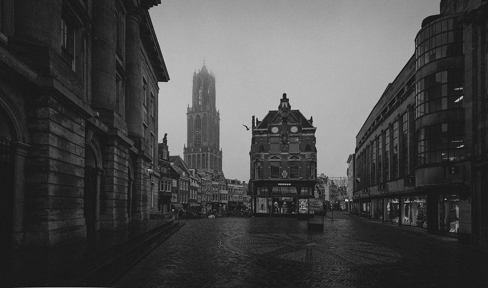 Stadhuisbrug (Utrecht) van Patrick Verheij