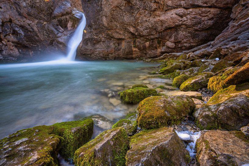 Buchenegger Wasserfall von Einhorn Fotografie