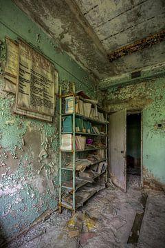 ziekenuis sur Henny Reumerman