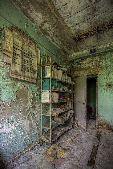 ziekenuis van Henny Reumerman