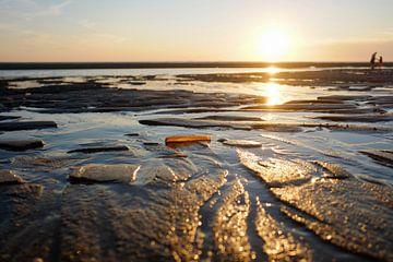 zonsondergang zee van Karin vanBijleveltFotografie