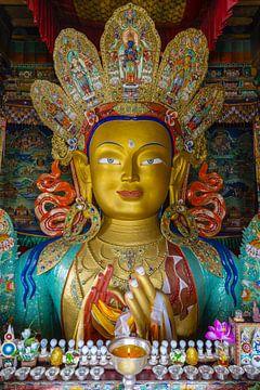 Toekomstige Boeddha van Walter G. Allgöwer