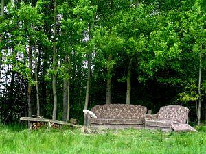 bench II von Moon Seiml