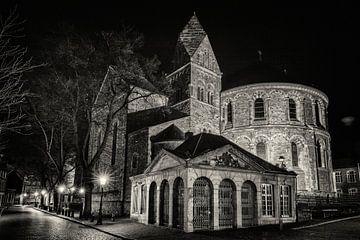 Onze Lieve Vrouwe baseliek Maastricht van Rob Boon