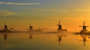 Magische stilte. van Patrick Hartog