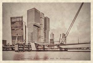 Oude ansichten: De Rotterdam van