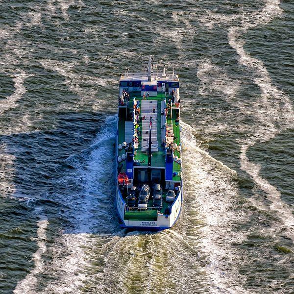 """Veerboot """"Midsland"""" van Rederij Doeksen van Roel Ovinge"""