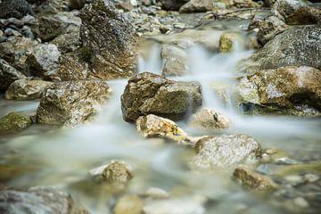 Bayrischer Wasserfall von Linda Mannsperger