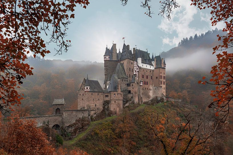 Burg Eltz von Steven Dijkshoorn