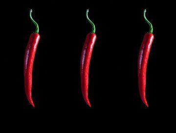 peppers van Marcel Derweduwen