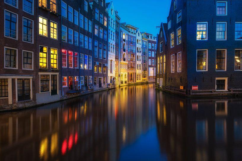Amsterdam Red Light District van Albert Dros