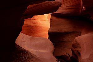 Antelope Canyon van Inge Teunissen