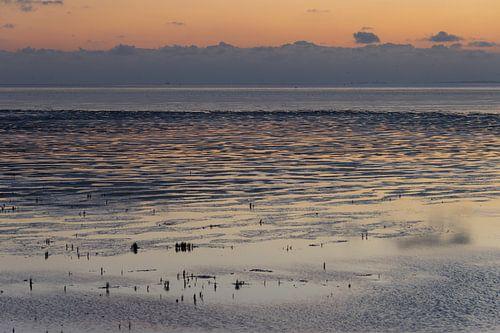 Waddenzee bij Westhoek
