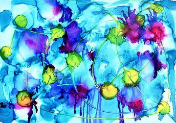 Blauw van Jessica van Schijndel
