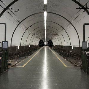 Rome metro van